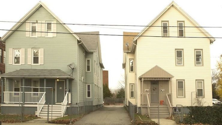 These Two Maple Street Properties, Located In The Chicopee Falls Area, Each  Two Family Homes. 2 Of Them Are Two Bedroom Units, And 2 Of Them Are ... Idea