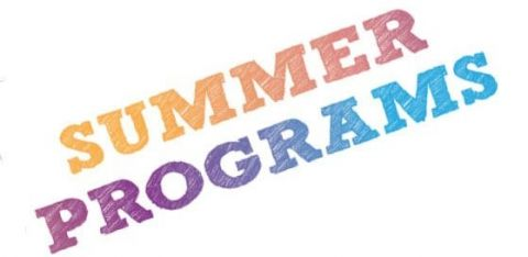 Early Ed Summer Programs